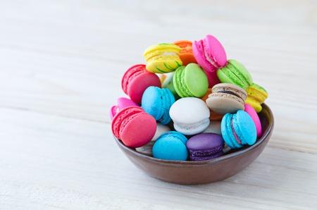 macaron: colorful macaron