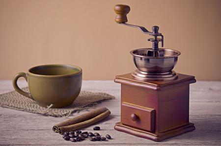 robust: Coffee grinder
