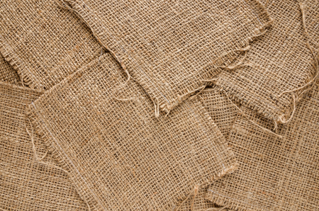 sackcloth: sackcloth for background