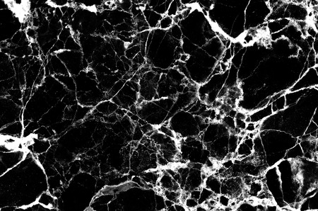 texture of stone wall in black and white tone Stockfoto