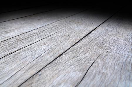on wood floor: Texture of Old wood floor