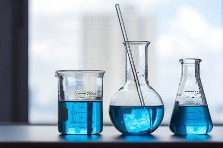 Wissenschaft Labor Reagenzgläser, Laborgeräte