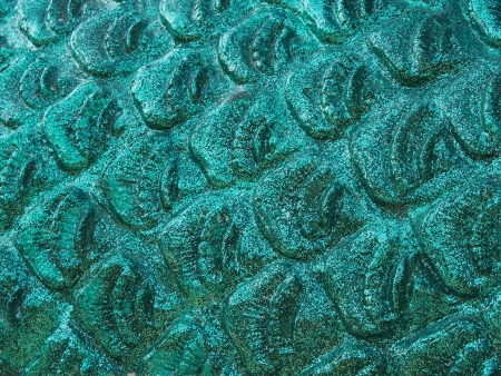 Naga scale texture photo