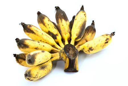 Rotten banana photo