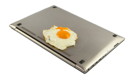 hardly: PC is a very hot and can hardly be fried eggs.