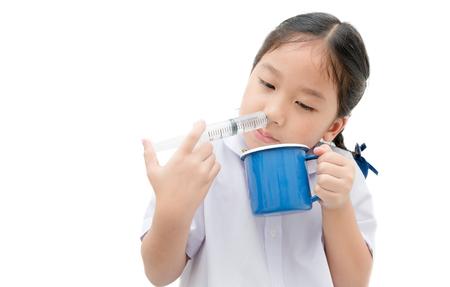 Hoe werkt een jongen maken een meisje spuiten