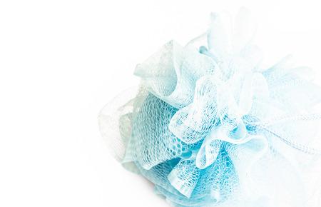 productos de aseo: Artículos de tocador utilizan batas. Y burbujas.