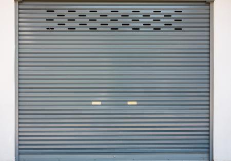 shutter door: roller steel shutter door