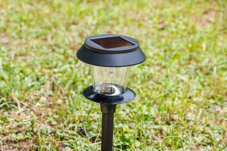 lamp light: Solar power garden light lamp