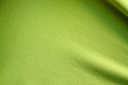 Sport clothing fabric texture background, top view of cloth textile surface