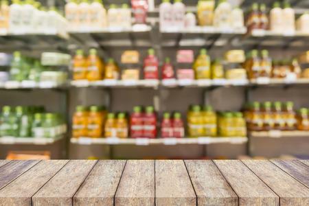 Apotheek tegen de achtergrond van de het winkelonduidelijkheid van de apotheekgezondheidszorg