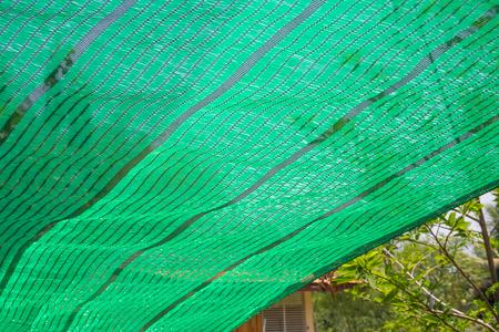 Green Shading Net protect sun light