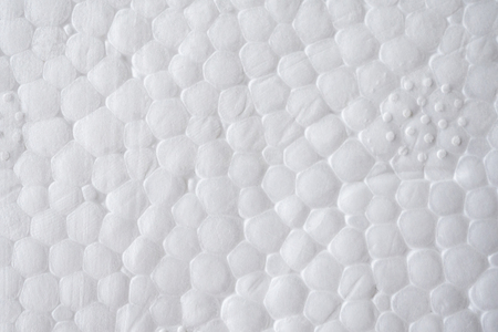 foam box texture background close up Stock Photo - 115440745