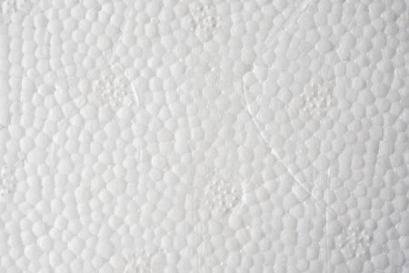 foam box texture background close up Stock Photo - 115763274