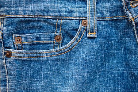 Denim Jeans pocket texture background