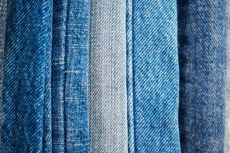 denim blue jeans texture background Zdjęcie Seryjne