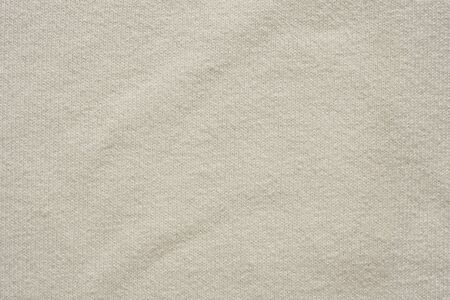 White cotton fabric texture closeup background Zdjęcie Seryjne