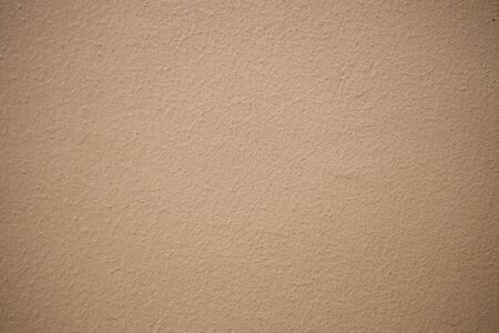 Brown grunge cement wall texture background
