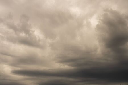dark dramatic storm clouds background Imagens