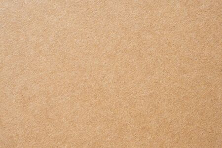Old brown recycle cardboard paper texture background Banco de Imagens
