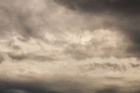 dark dramatic storm clouds background 写真素材 - 129959265