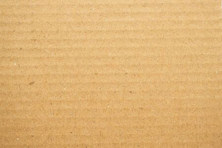 Abstract brown recycled cardboard paper texture background