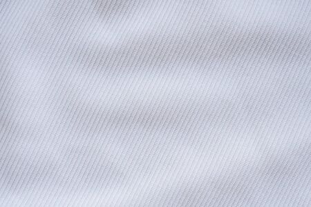 White fabric clothing texture background