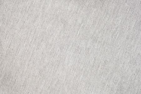 Gray fabric texture cloth background Stockfoto