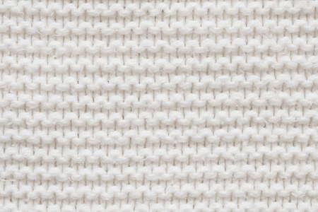 White knit wool texture background 版權商用圖片