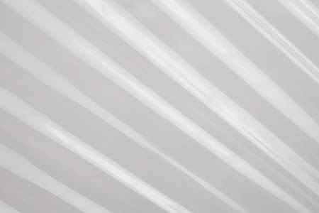 White plastic film wrap texture background 免版税图像