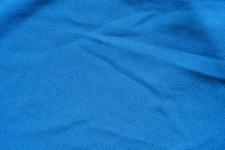 Blue clothing fabric texture pattern background 免版税图像