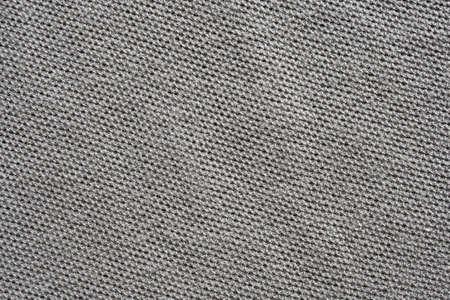 gray cotton shirt fabric texture background Standard-Bild