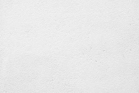 White concrete wall texture background Banco de Imagens