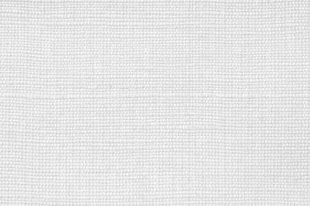 linen canvas fabric texture background Banco de Imagens