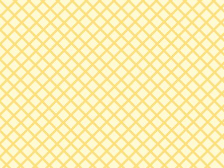 Abstract yellow background vector illustration. Ilustração