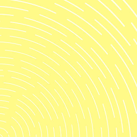 Abstract yellow circle spin background. Banque d'images - 152794414