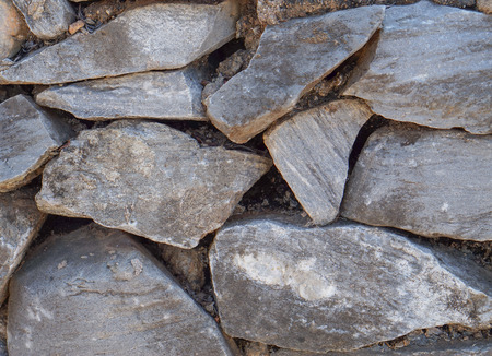 man made structure: Stone background Stock Photo