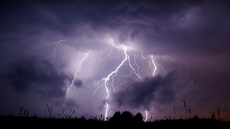 thunderstorm: Thunderstruck
