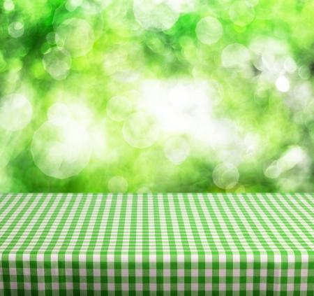 Leere Tabelle f?r Ihre Fotomontage oder Warenpr?sentation