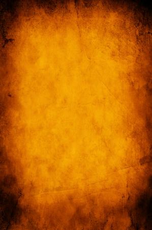 orange background: Grunge orange paper background or texture