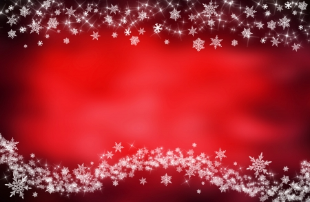 red christmas lights: red christmas background