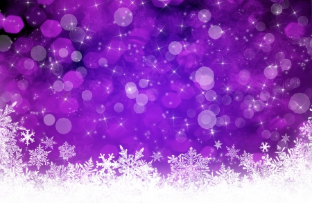 christmas tree purple: Purple christmas background