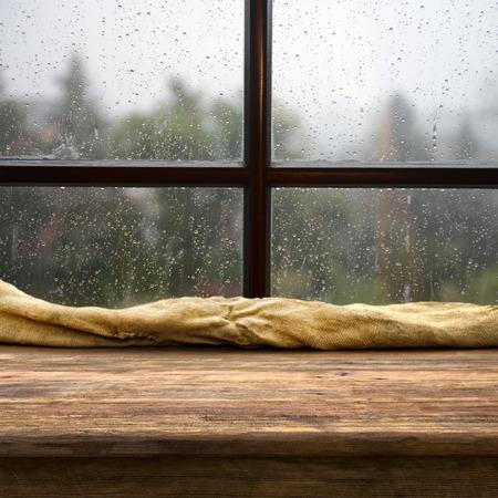 дождь: пустая таблица для отображения продукт монтажи