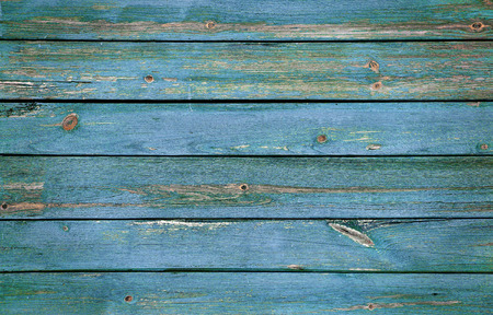 table surface: blue wooden background