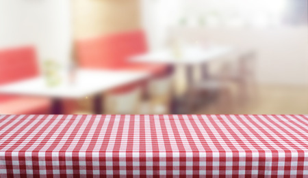 empty table for product display montages Stockfoto