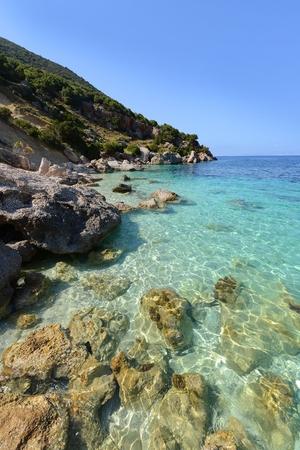 kefallonia: Landscape of greece islands