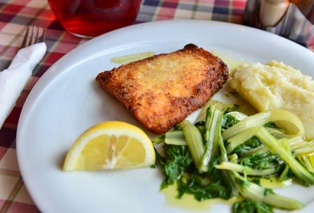 codfish: codfish fillet