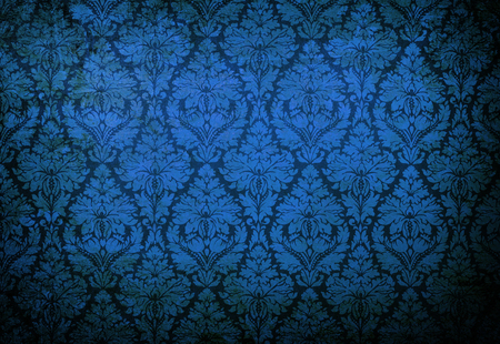 Baroque texture Stock Photo