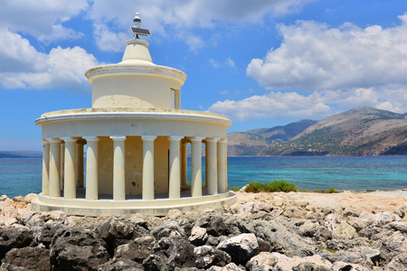 kefallinia: Lighthouse of St. Theodore at Argostoli. Kefalonia island. Greece