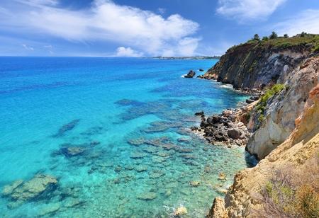 cefalonia: Grece islands landscape- Kefalonia